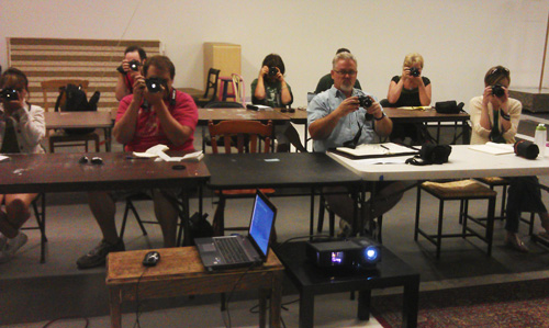 St. Patty's Day Photography Class - Photography Workshops